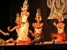 Siem Reap_Traditionnal Dance_s
