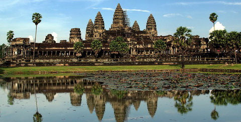 Splendeur du Cambodge 17 jours