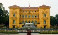 Palais presidentiel(s)