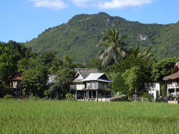 Village de Lac - Mai Chau350