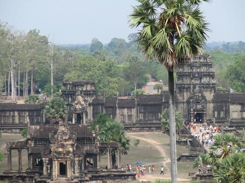 Mosaïque du Cambodge 12 jours
